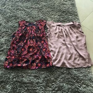 Tops - 2 Blouses